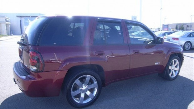 Best Mileage Suv >> 2008 Chevy Trailblazer | J and V Auto Parts